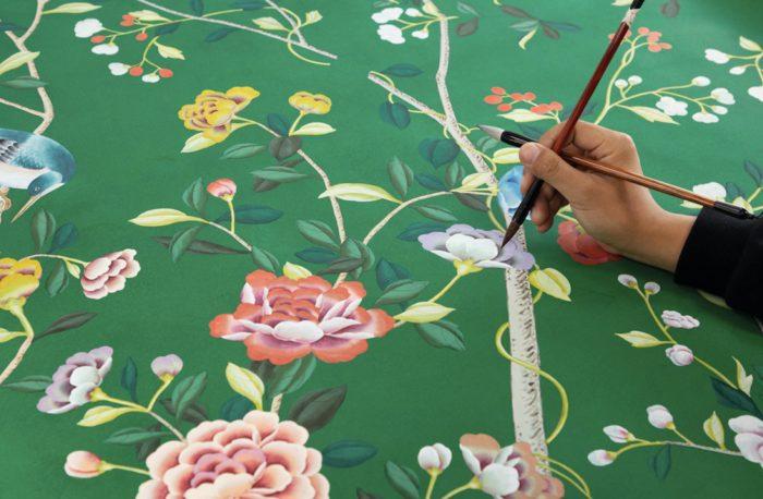 Hand-painting & Printmaking