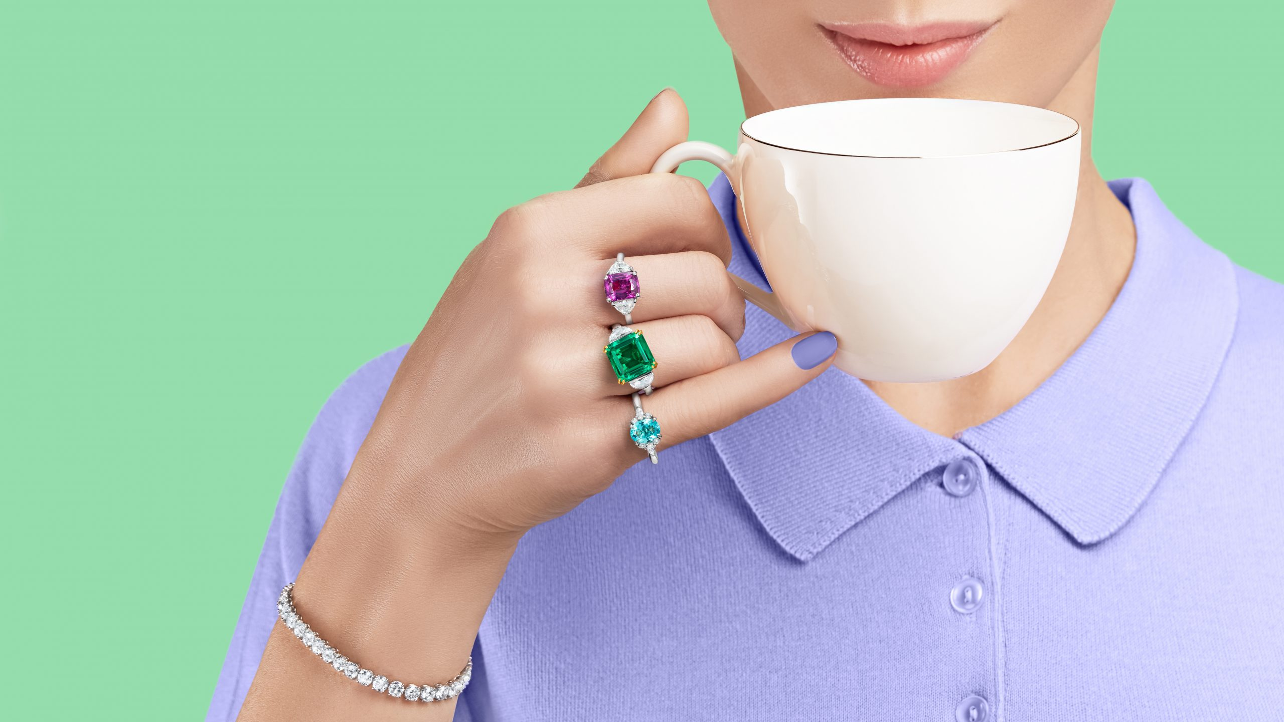 Gemstones and Jewellery Making with Hirsh London