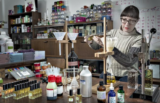 Artisan Perfumery with Sarah McCartney