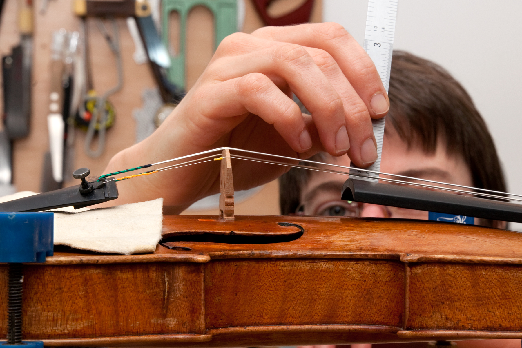 Discovering Cremonese Instrument Making at the Royal Academy of Music