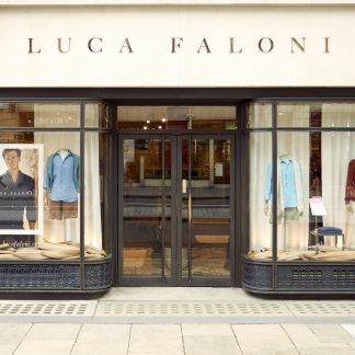 Luca Faloni: Crafted In Italy