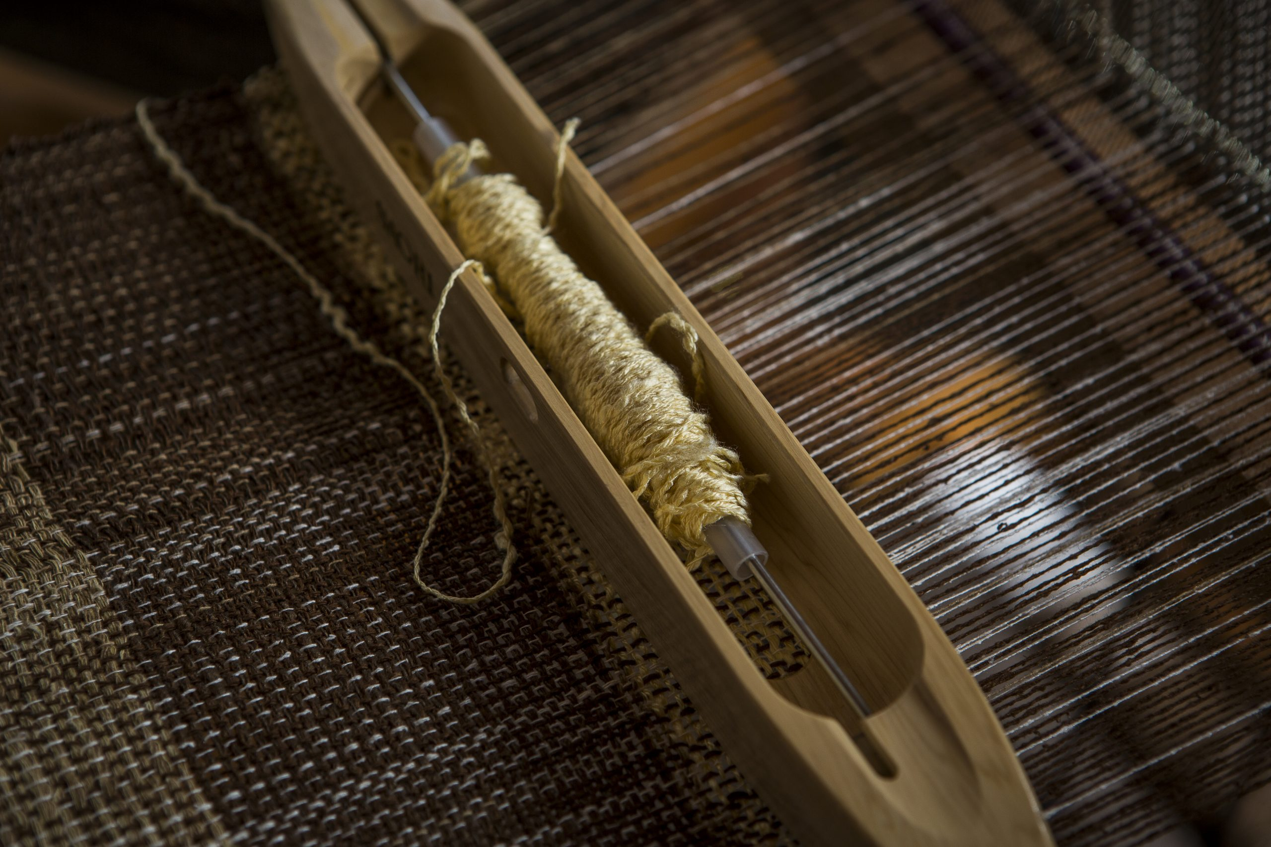 Communal Weaving with TOAST