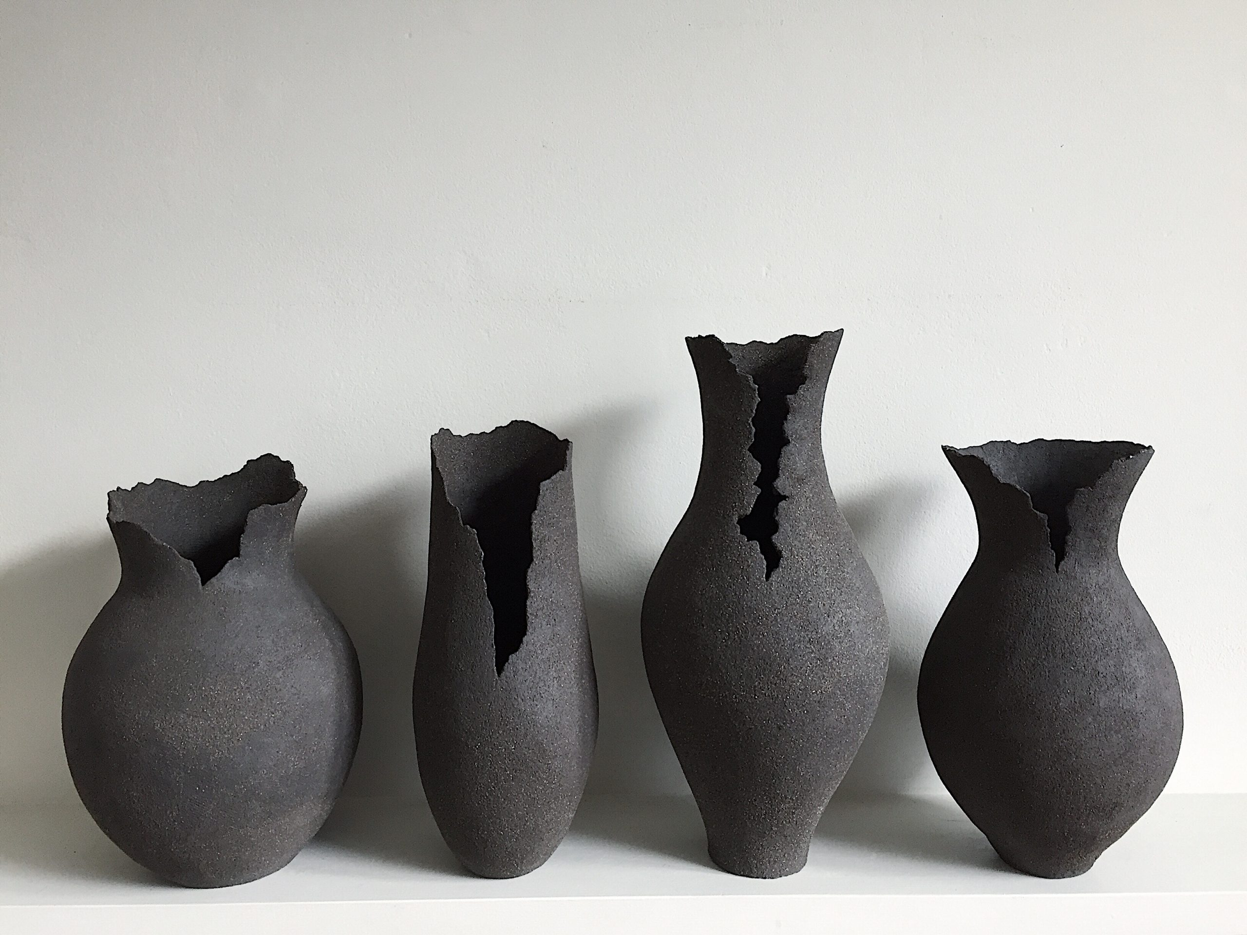 Emily Buck: In Essence...A Dialogue of Form at ROKSANDA
