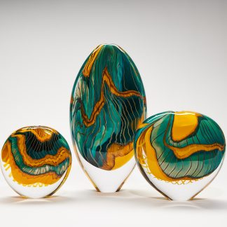 Evolution: Elucidating my Process at London Glassblowing Studio and Gallery