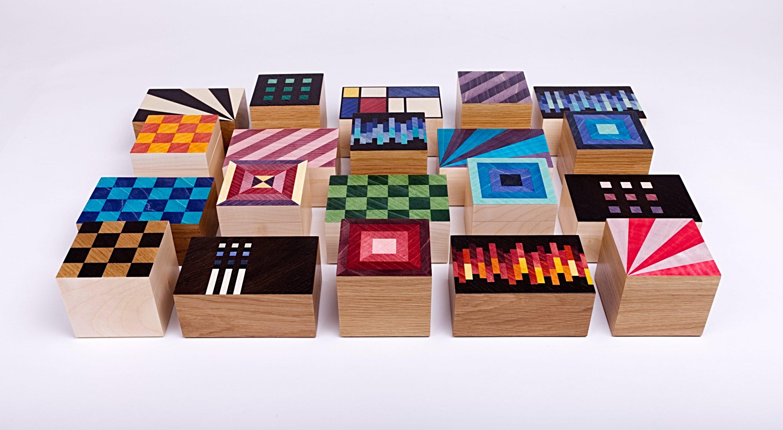 Kevin Stamper boxes