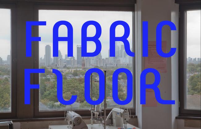 Open Studios - Fabric Floor
