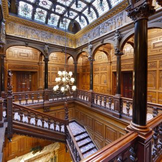 Two Temple Place upper gallery