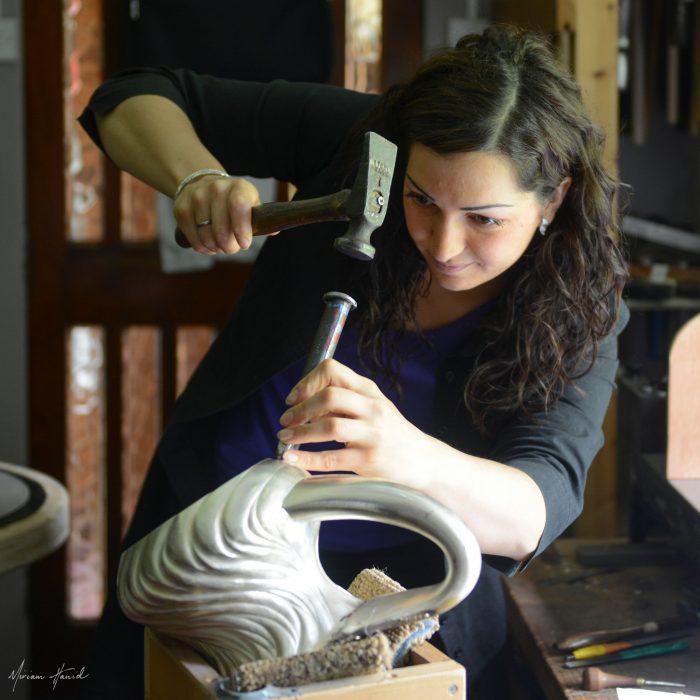Maker in Focus: Miriam Hanid
