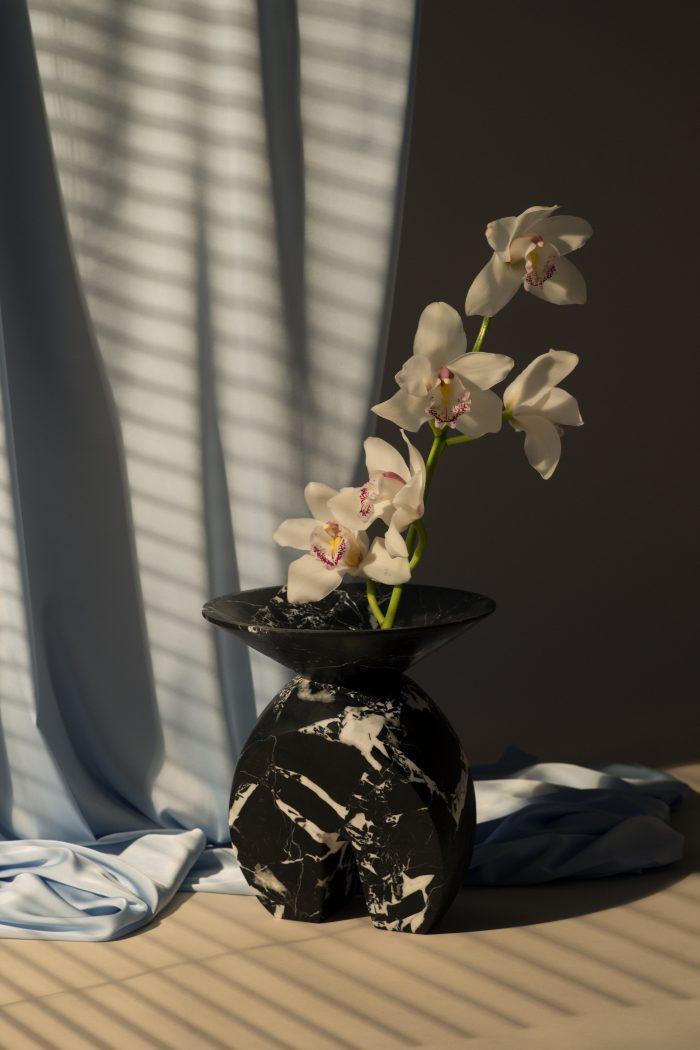Iris Vase - LEAD