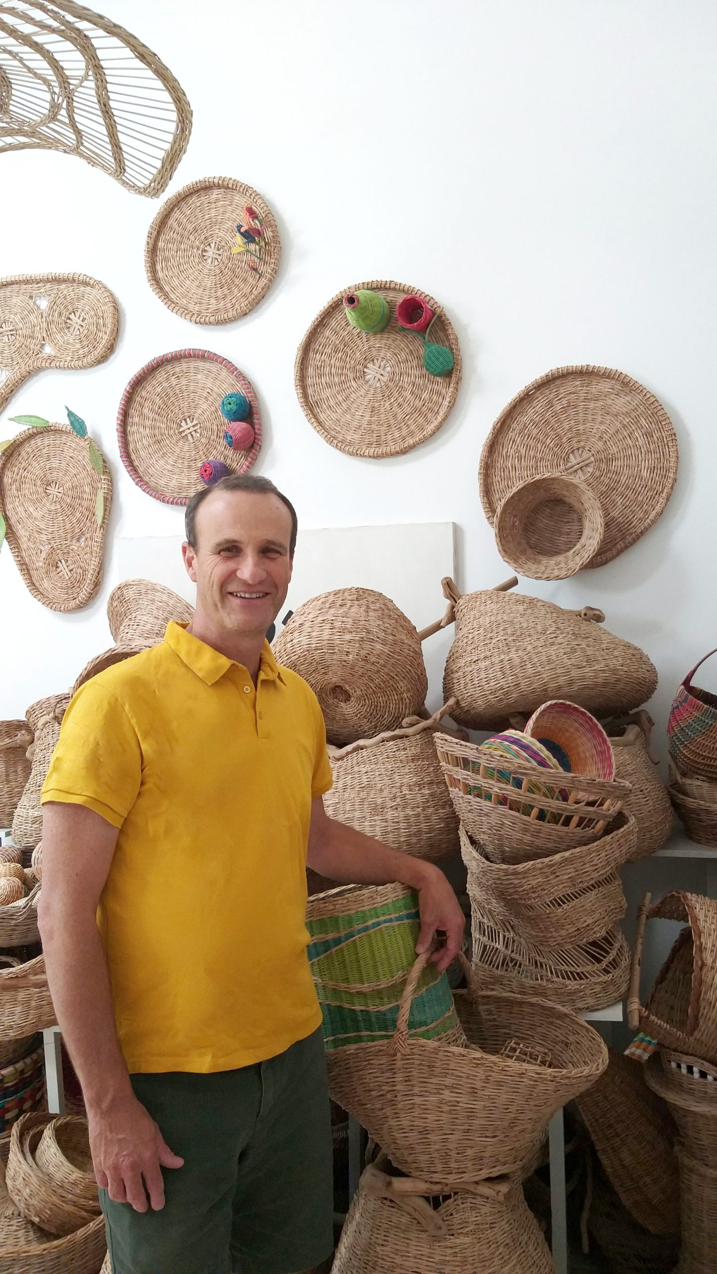 David Grushko - Basket - portrait
