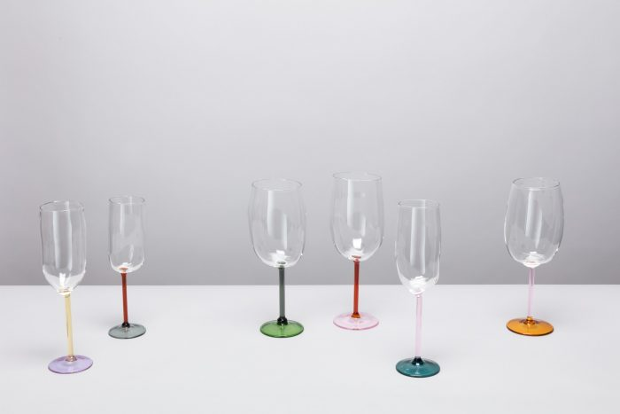 Jochen Holz - all wine glasses