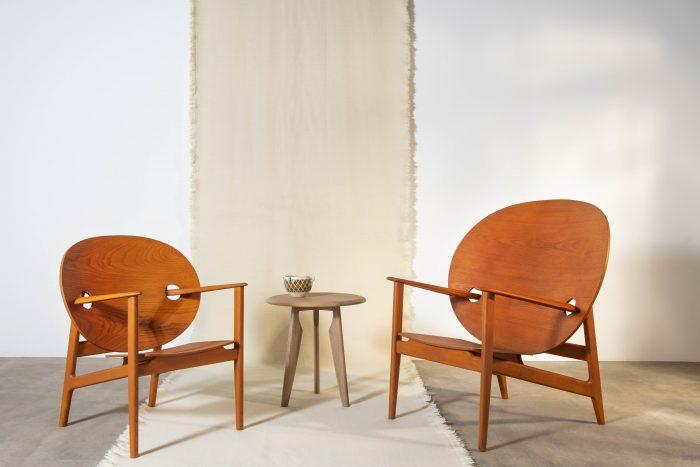 Mac Collins - Iklwa side table, credit David Cleveland