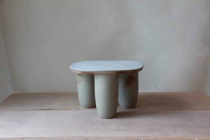 Lily Pearmain - small ceramic table