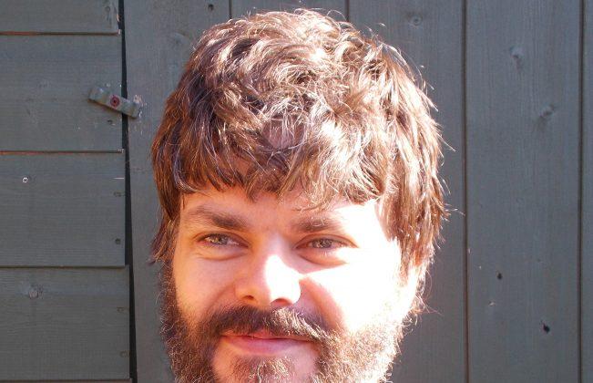 Peter Slight portrait
