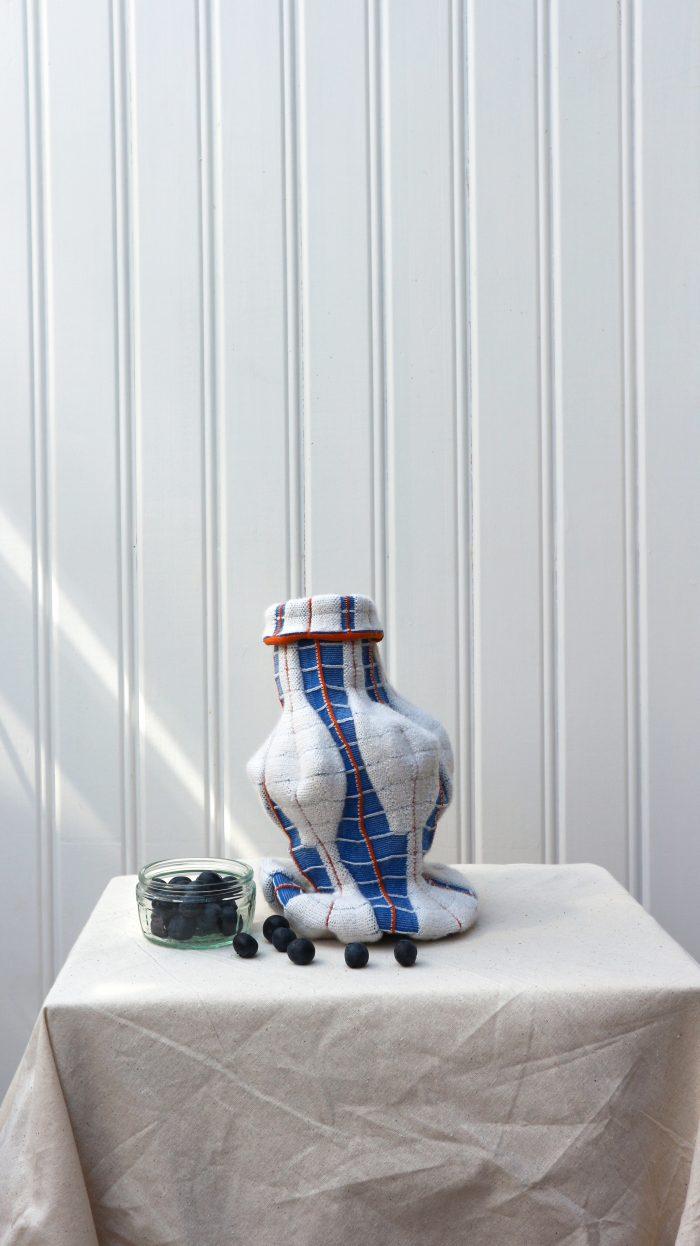 Sne Tak-Soft Vessel (L) Busan Blue